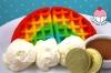rainbow waffle thumbnail