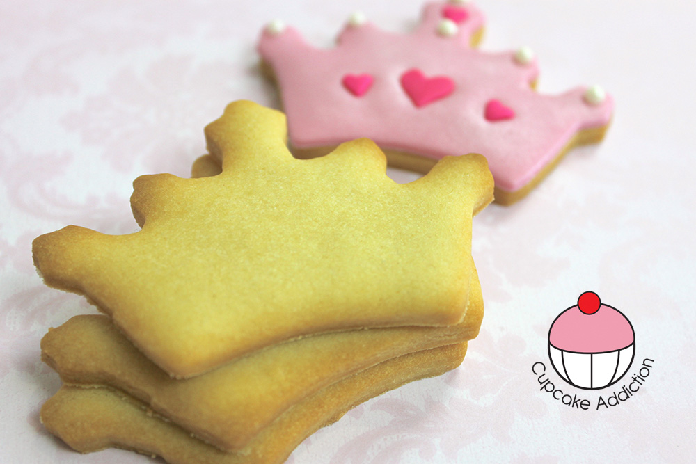 Recipes decorated cookies