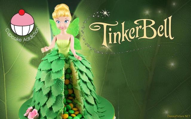tinkerbell-princess-pinata-cake