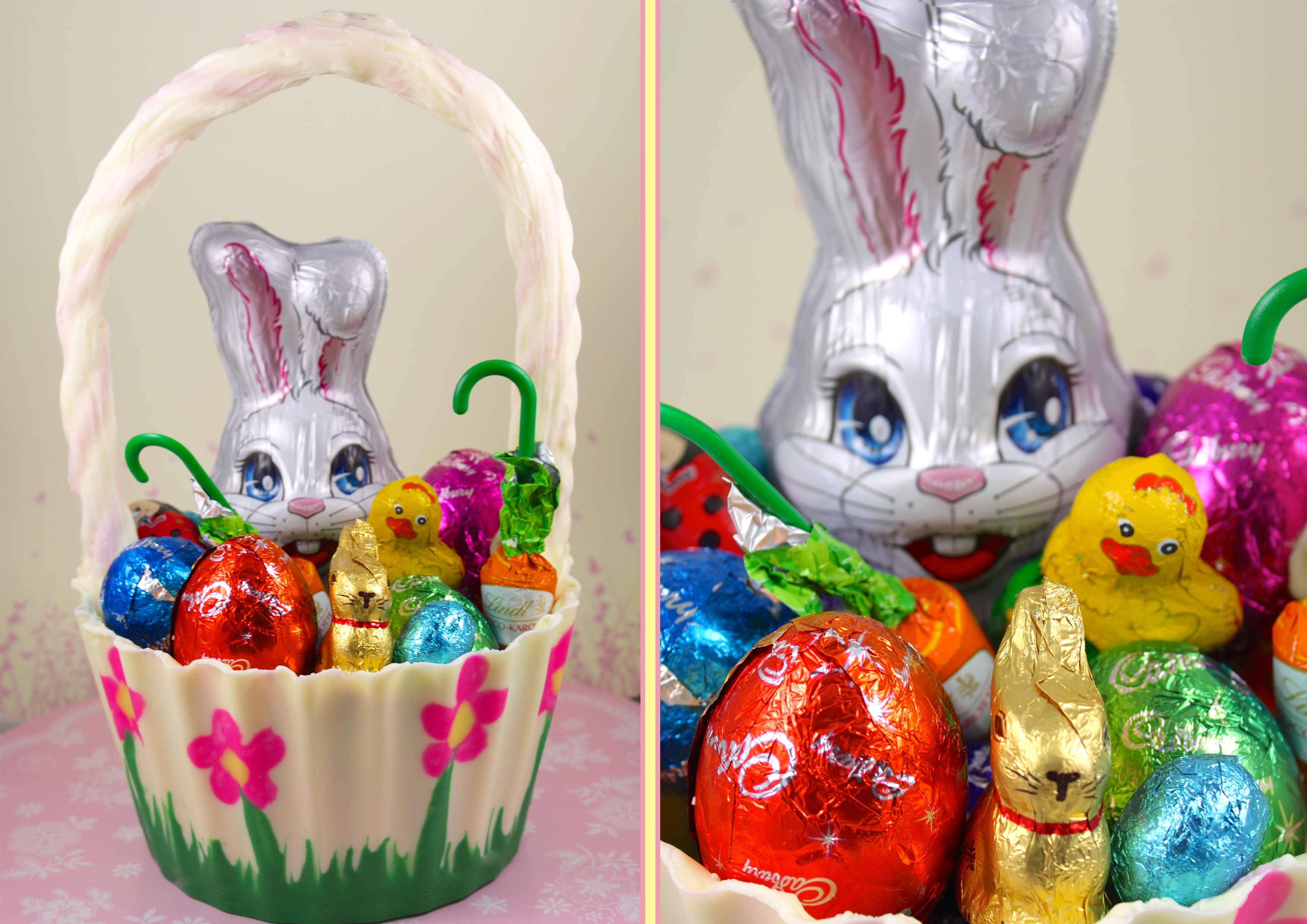 Sweet easter ideas easter basket 1 negle Gallery