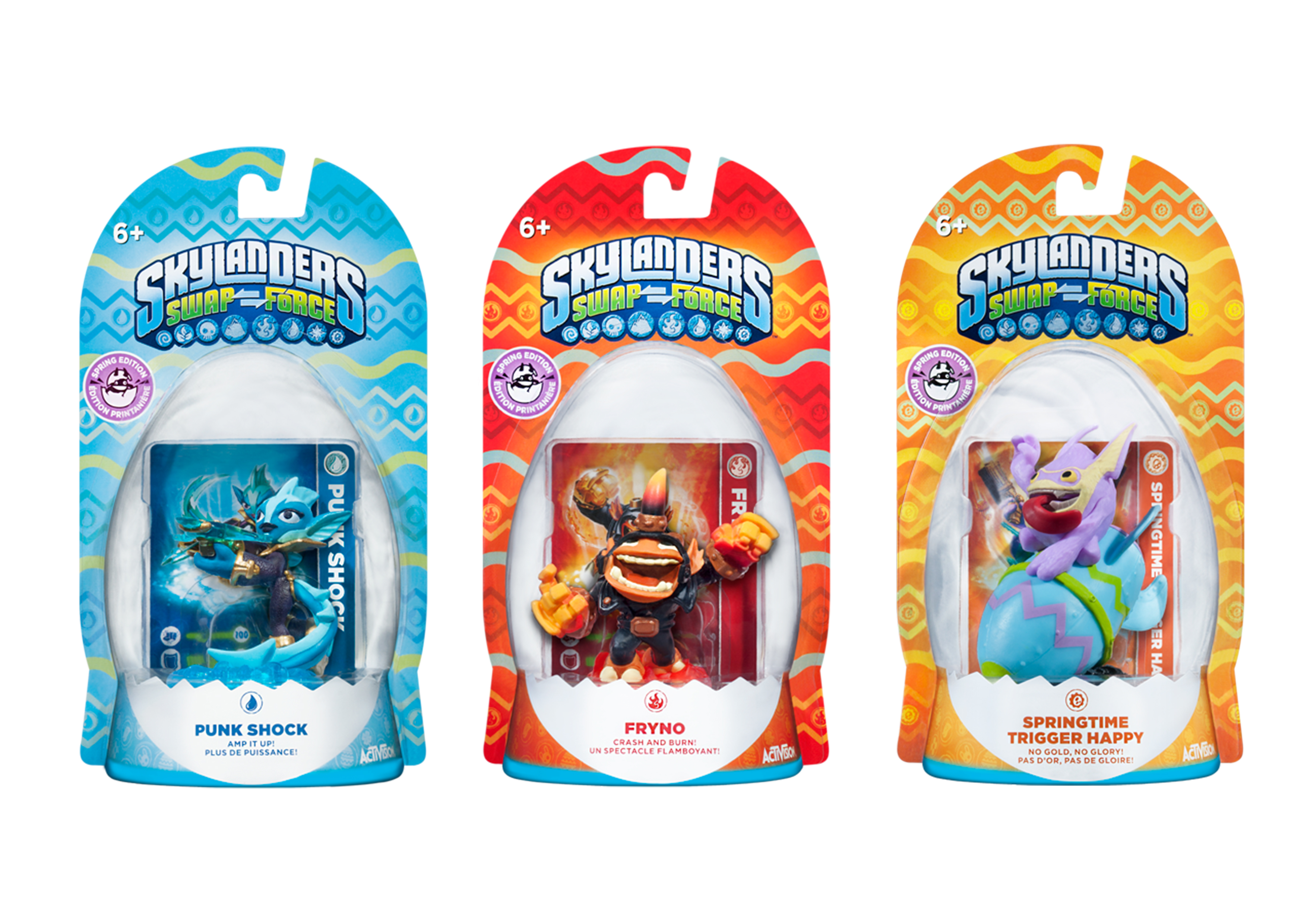 Skylanders Printables Make Your Next SWAP Force Event A