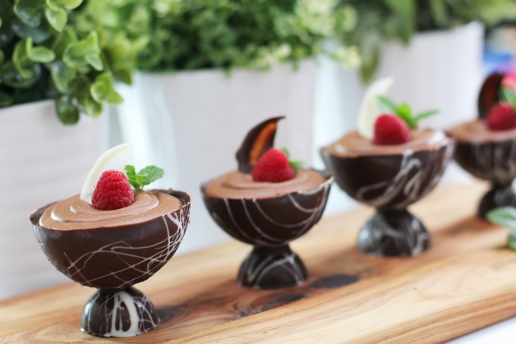 2-ingredient-chocolate-mousse