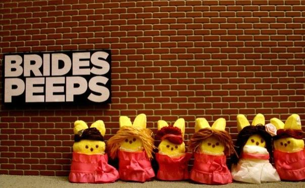 Birds Peeps
